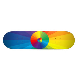 Customizable Spectrum Collection Skate Board