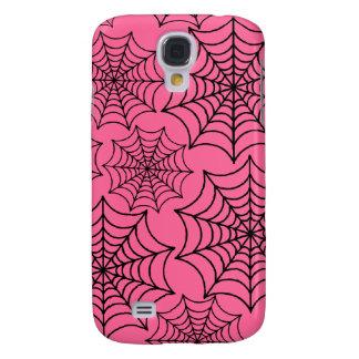 Customizable Spider Webs Galaxy S4 Case