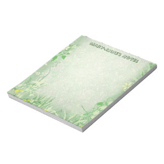 (Customizable) Spring Notepad