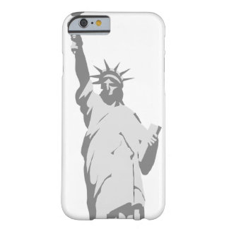Customizable Statue of Liberty Barely There iPhone 6 Case