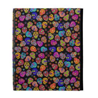 Customizable Sugar Skulls iPad Cases