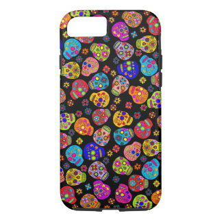 Customizable Sugar Skulls iPhone 8/7 Case