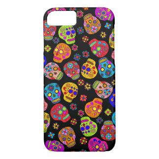 Customizable Sugar Skulls iPhone 8/7 Case