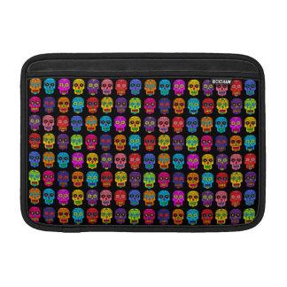 Customizable Sugar Skulls Sleeve For MacBook Air