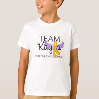 Customizable Team Kayla T Shirt