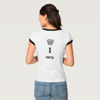 Customizable Team Shirt - Queen