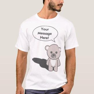 Customizable Teddy Bear Shirts