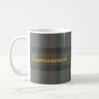 Customizable Thistle of Scotland Emblem Coffee Mug