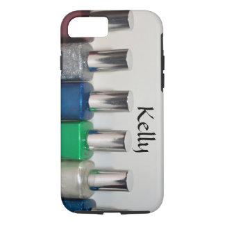 Customizable Top Coat iPhone 8/7 Case