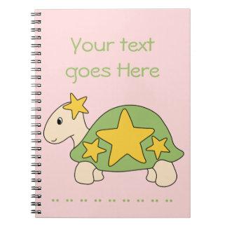 Customizable Tortoise Notebook 5