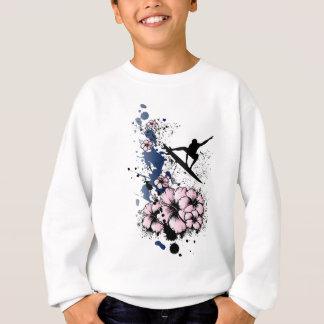 Customizable Tropical Sweatshirt
