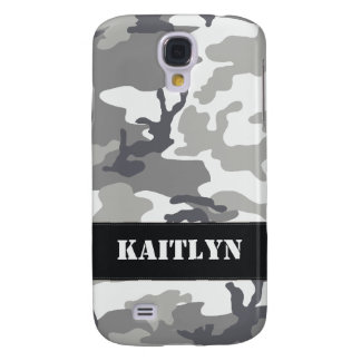Customizable Urban Camo Galaxy S4 Case