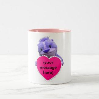 Customizable Valentine's Day mug