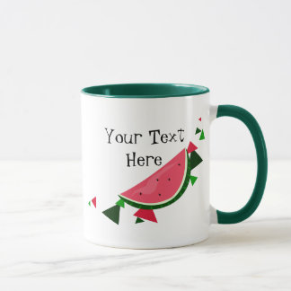 Customizable Watermelon Mug