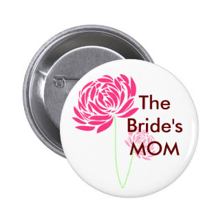 Customizable Wedding Rehearsal 6 Cm Round Badge