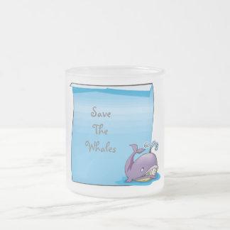 Customizable Whale Mug