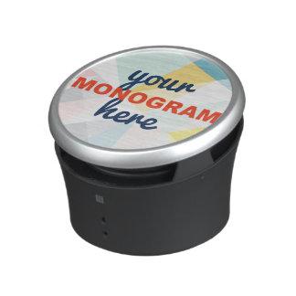 Customizable with your Monogram/Logo Bluetooth Speaker