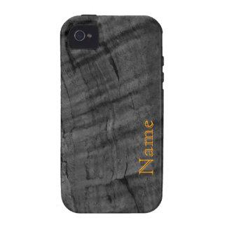 Customizable Wood Grain Case-Mate iPhone 4 Covers