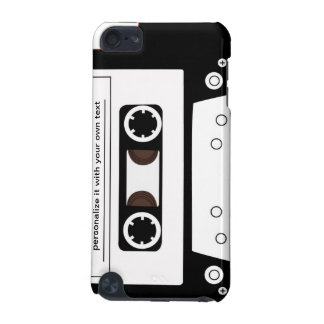 customization cassette ipod case
