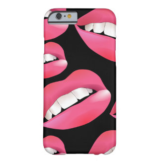 Customize Beautiful Lips Barely There iPhone 6 Case