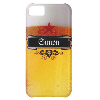 Customize Beer Glass iPhone 5C Case