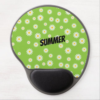 Customize Camomile Flowers Gel Mouse Mat