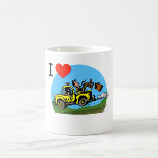 Customize Country Roads Taxi Basic White Mug