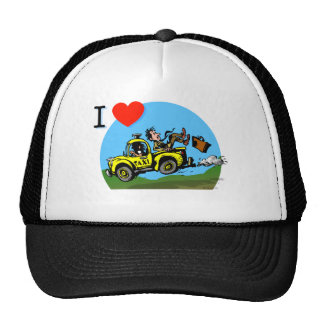 Customize Country Roads Taxi Cap