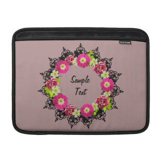 Customize Create Your Own Electronic Accessory MacBook Sleeve