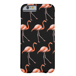 Customize Flamingos Barely There iPhone 6 Case