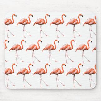 Customize Flamingos Mouse Mat