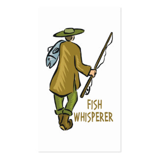 Customize Fly Fishing Double-Sided Standard Business Cards (Pack Of 100)