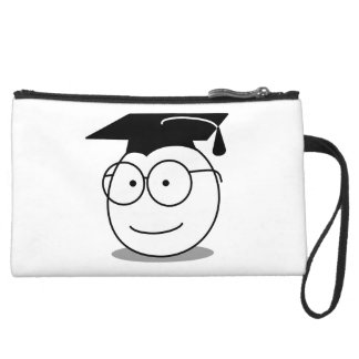 Customize Funny Graduation gift Bag Accessories Wristlet Clutches