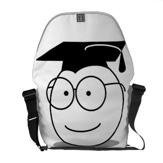 Customize Funny Graduation gift Bag Accessories Messenger Bag
