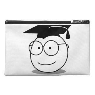 Customize Funny Graduation gift Bag Accessories Travel Accessory Bags
