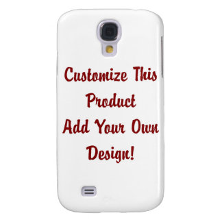 Customize - I Phone 3G Samsung Galaxy S4 Covers