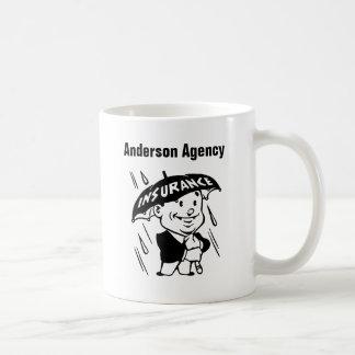 Customize Insurance Agent or Agency Coffee Mug