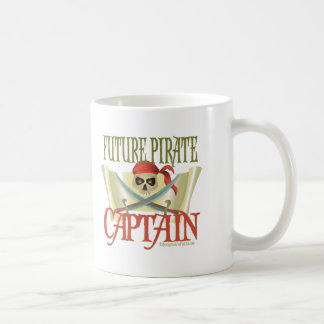 CUSTOMIZE IT! Future Pirate Basic White Mug