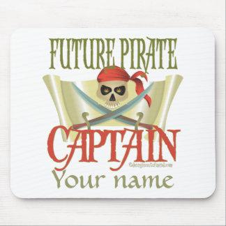 CUSTOMIZE IT! Future Pirate Mouse Pad
