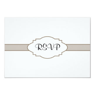 "Customize It! Nameplate 3.5"" X 5"" Invitation Card"