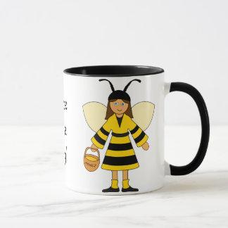 Customize Me -- Bee and Ladybug costumes Mug