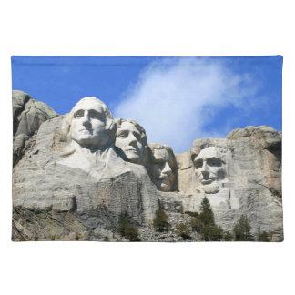 Customize Mount Rushmore National Memorial photo Place Mats