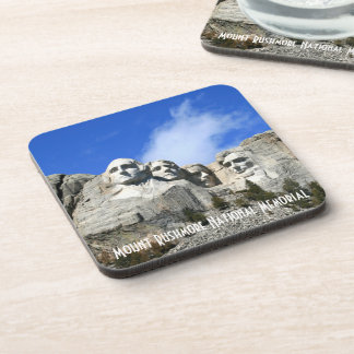 Customize Mount Rushmore National Memorial photo Drink Coasters