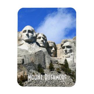 Customize Mount Rushmore National Memorial photo Flexible Magnet