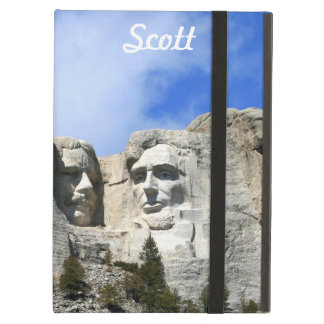 Customize Mount Rushmore National Memorial photo iPad Air Cases