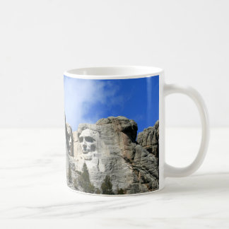 Customize Mount Rushmore National Memorial photo Classic White Coffee Mug