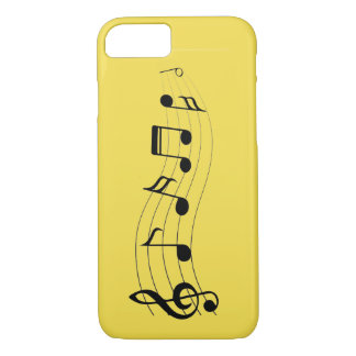 Customize Musical Notes iPhone 8/7 Case
