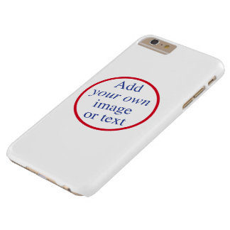 Customize, Personalize, Design, Create Your Own... Barely There iPhone 6 Plus Case
