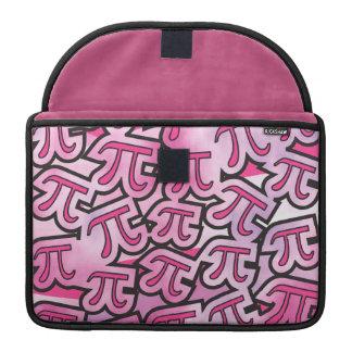 Customize - Pink Pi Social MacBook Pro Sleeves