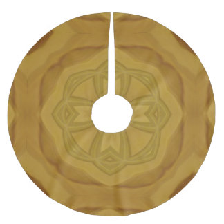 Customize Product Brushed Polyester Tree Skirt